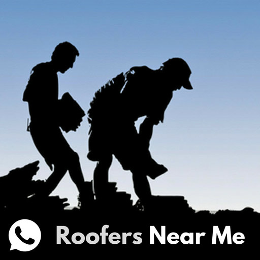 Roofers Near Me New Logo